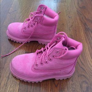 Timberland Boots. Toddler Sz 9